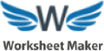 worksheetmaker logo